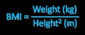 BMIequation